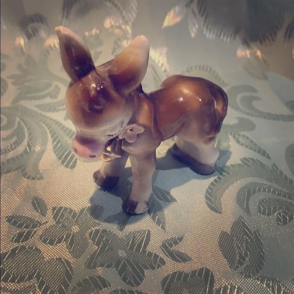 Vintage Collector figurine. Donkey.